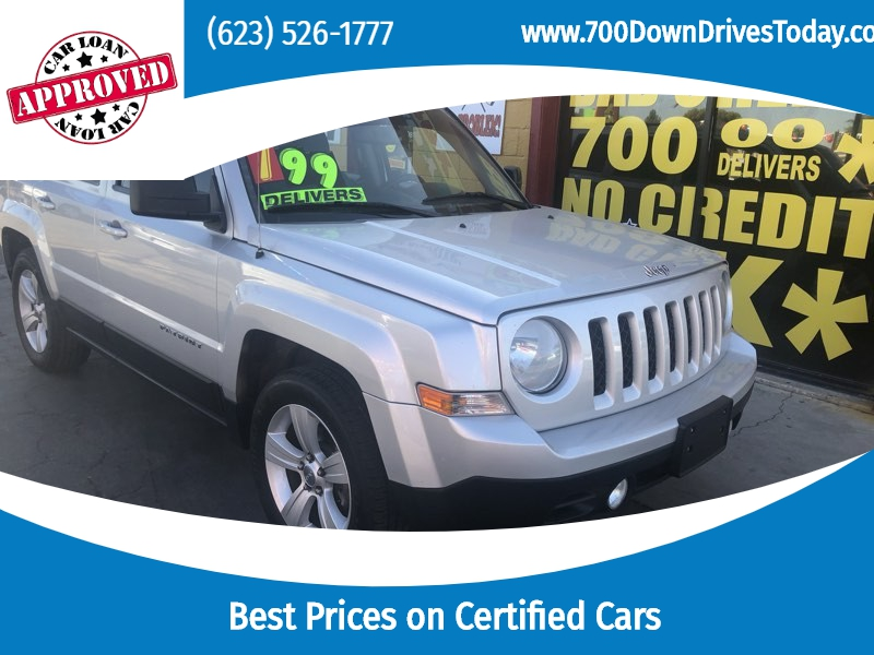 Jeep Patriot 2013 price $8,999