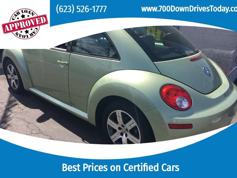 Volkswagen New Beetle Coupe 2006 price $3,850
