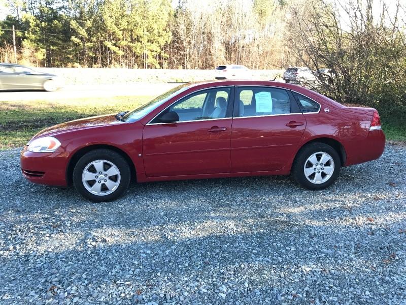Chevrolet Impala 2007 price $2,950