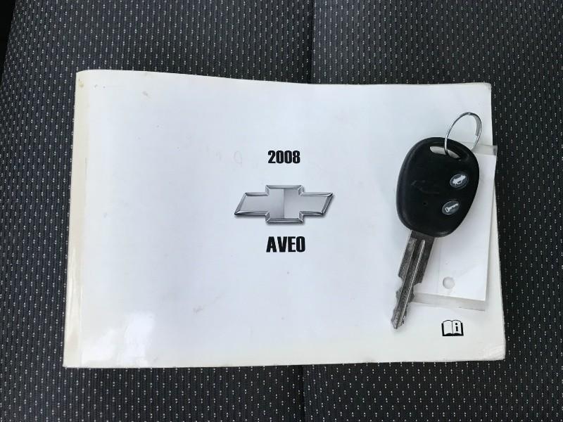 Chevrolet Aveo 2008 price $2,990
