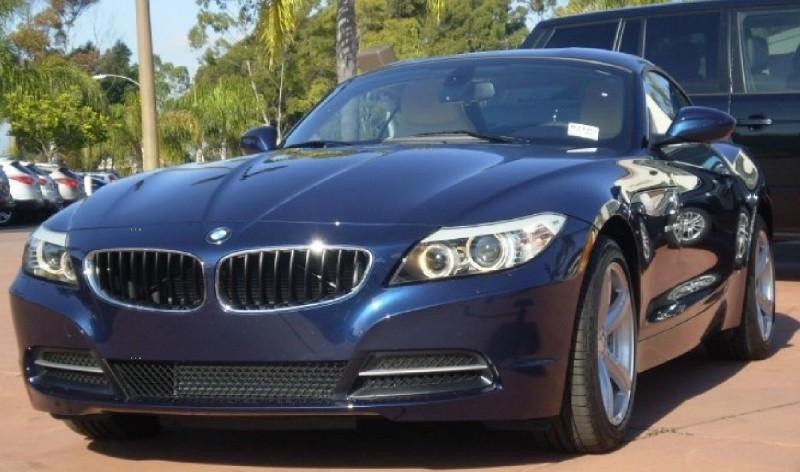 BMW Z4 2012 price call