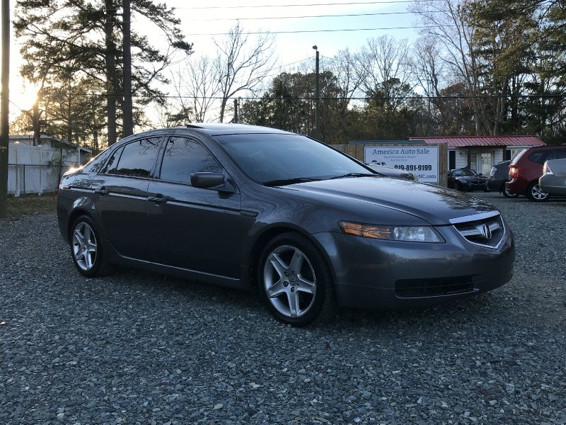 Acura TL 2005 price $3,990 Cash