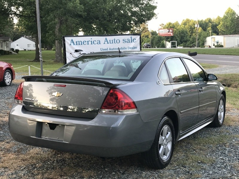 Chevrolet Impala 2009 price $4,970 Cash