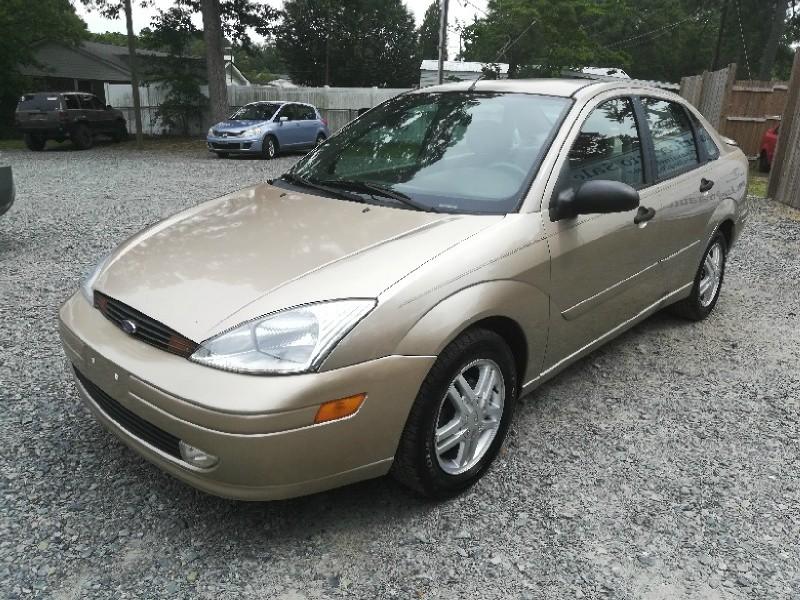 Ford Focus 2001 price $0