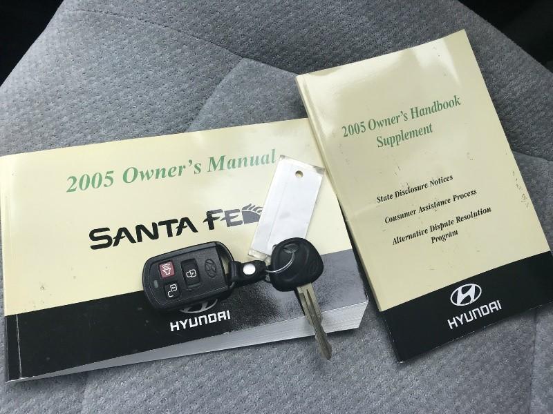 Hyundai Santa Fe 2005 price $3,500