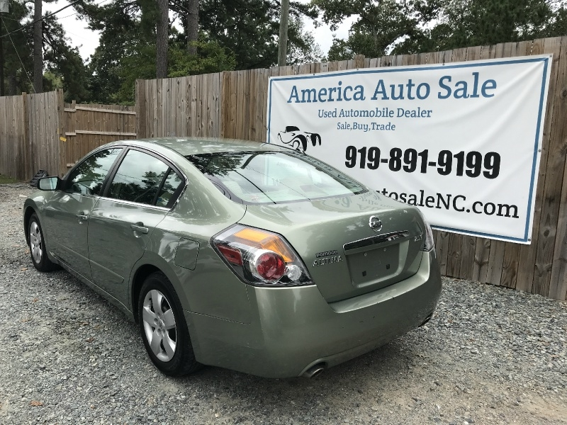 Nissan Altima 2007 price $3,500 Cash