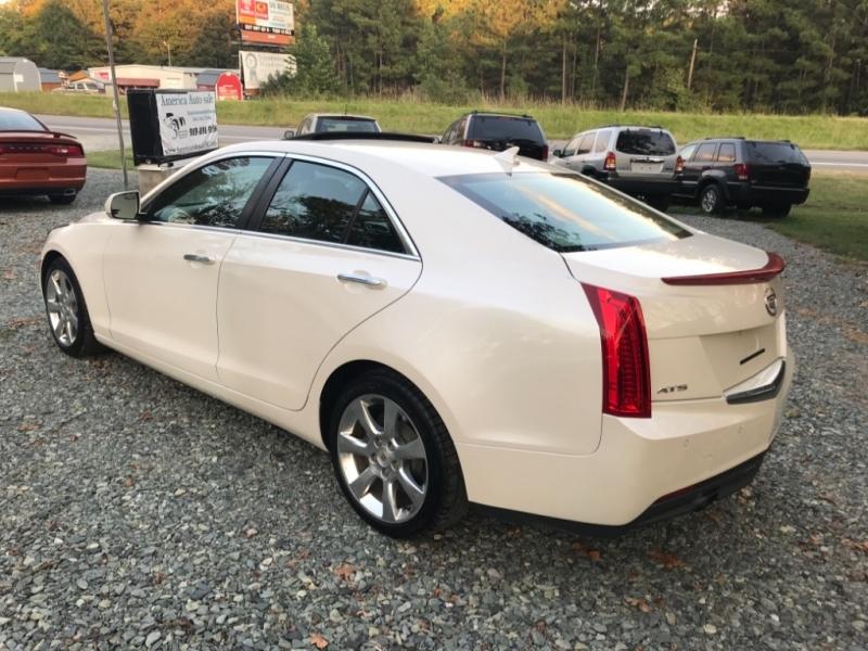 Cadillac ATS 2013 price $9,999 Cash