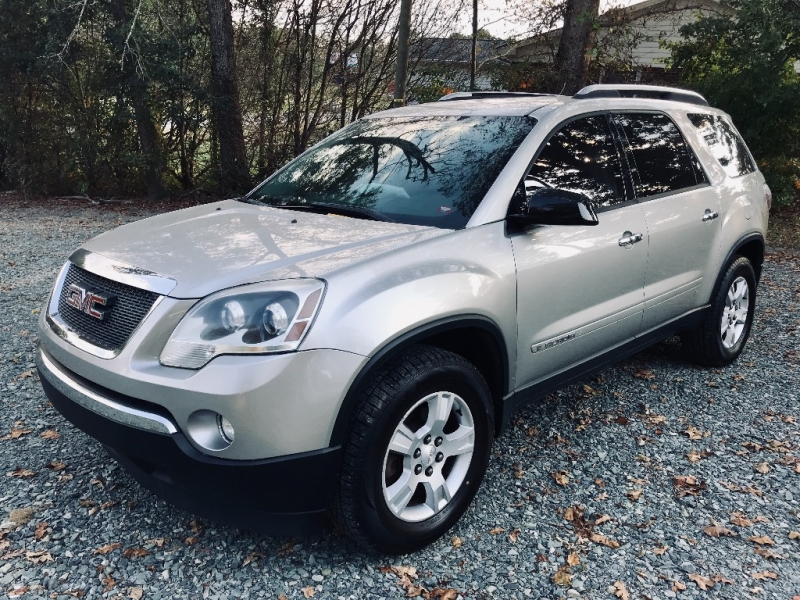 GMC Acadia 2007 price $4,999 Cash