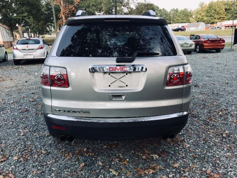 GMC Acadia 2007 price $5,850 Cash
