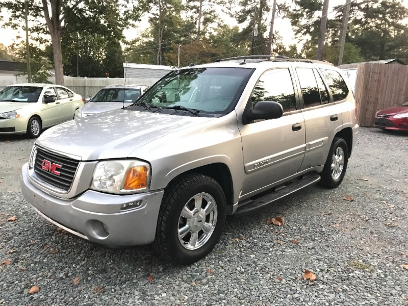 2005 Gmc Envoy 4dr 4wd Sle America Auto Sale Dealership In Sanford
