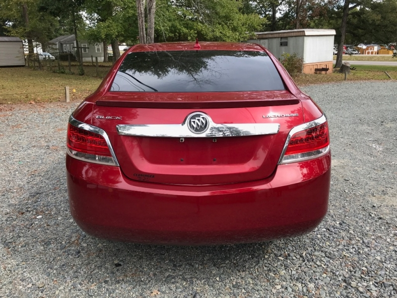 Buick LaCrosse 2012 price $7,999 Cash