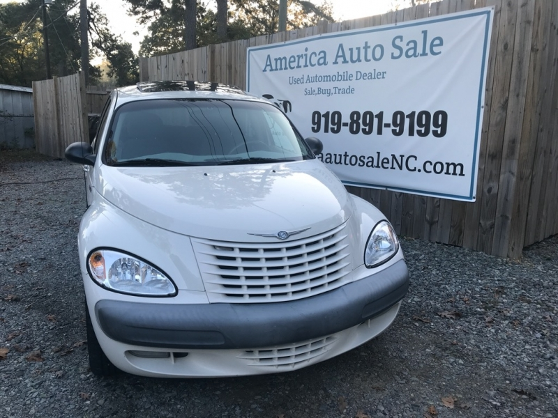 Chrysler PT Cruiser 2001 price $2,950