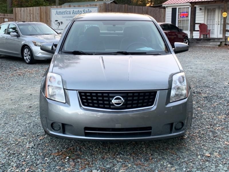 Nissan Sentra 2007 price $3,850