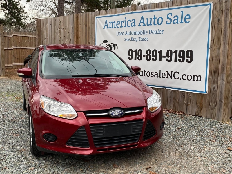 Ford Focus 2014 price $5,999