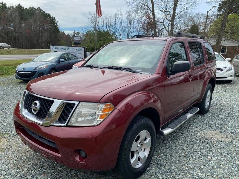 Nissan Pathfinder 2008 price $5,995