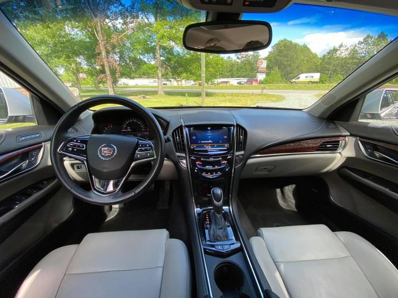 Cadillac ATS 2013 price $8,499