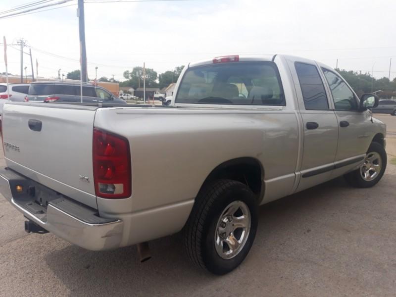 Dodge Ram 1500 2004 price $4,290