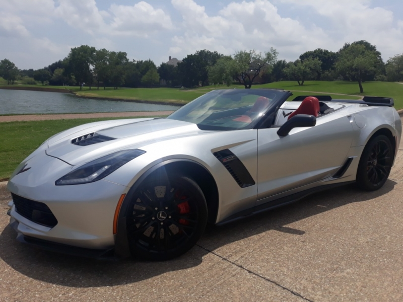 Chevrolet Corvette 2015 price $56,960