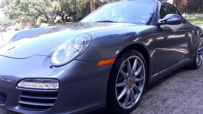 Porsche 911 2010 price $38,500