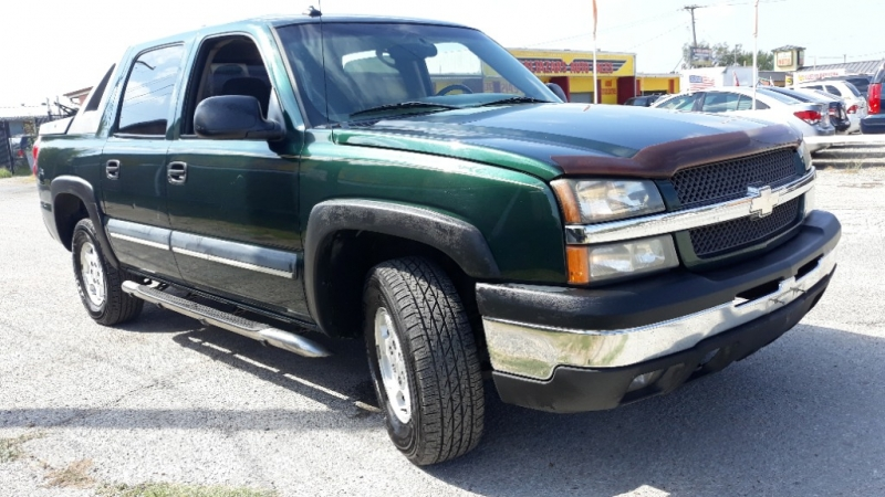 Chevrolet Avalanche 2003 price $3,950