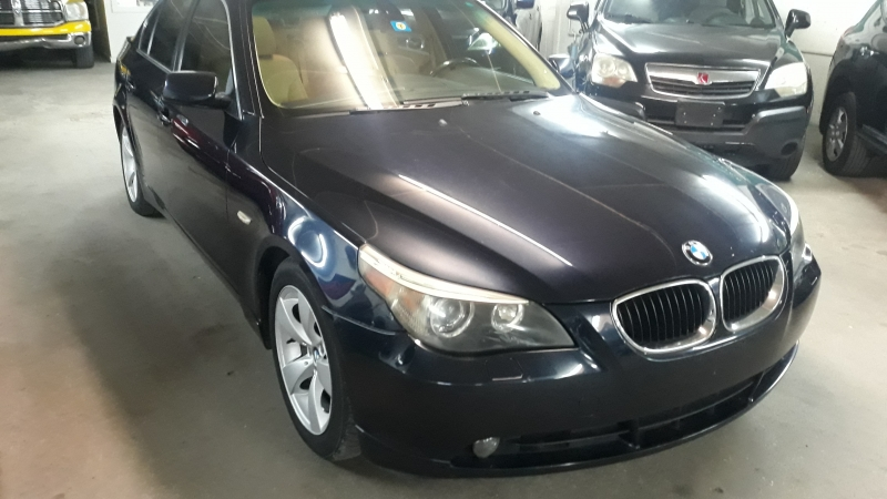 BMW 5-Series 2005 price $3,490