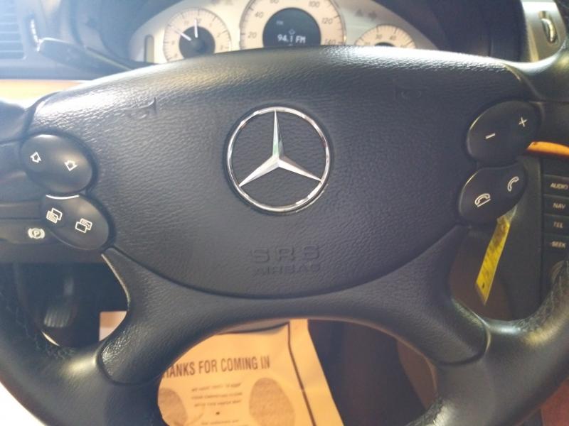Mercedes-Benz E-Class 2007 price $4,960