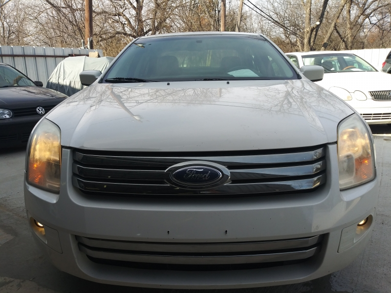 Ford Fusion 2009 price $3,550