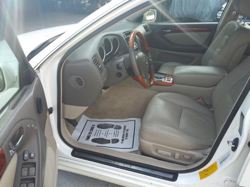 Lexus GS 430 2001 price $3,290