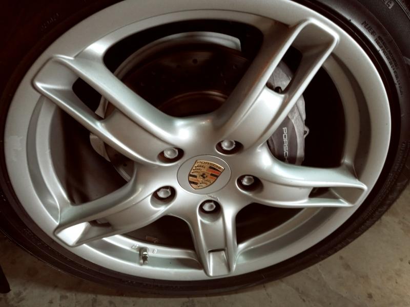 Porsche Boxster 2008 price $13,290