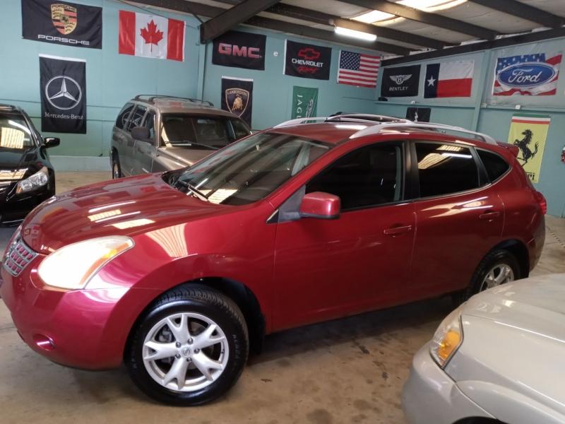 Nissan Rogue 2008 price $4,370