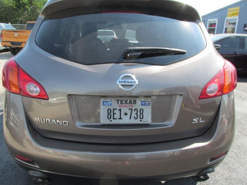 NISSAN MURANO 2009 price $5,000