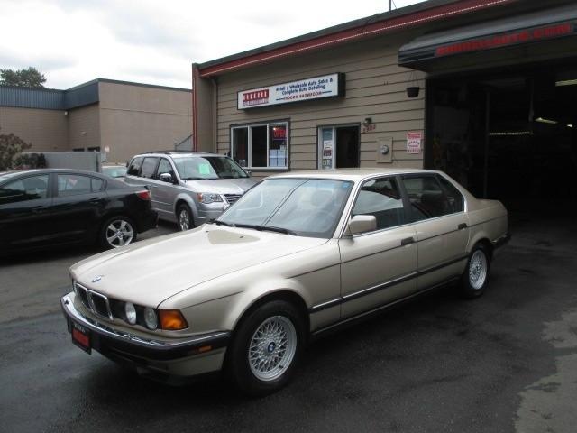 1993 BMW 7-Series