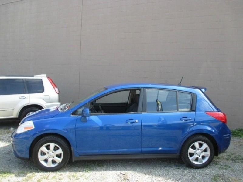 Nissan Versa 2007 price $1,000