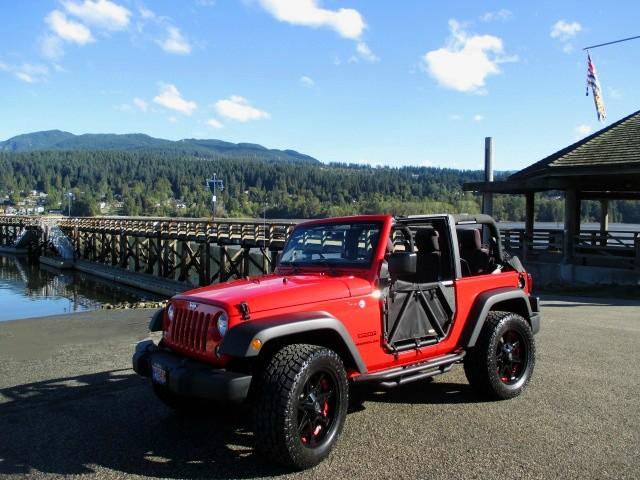 Jeep Wrangler 2017 price $28,900