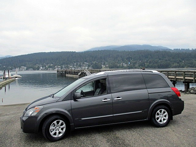 Nissan Quest 2007 price $4,500