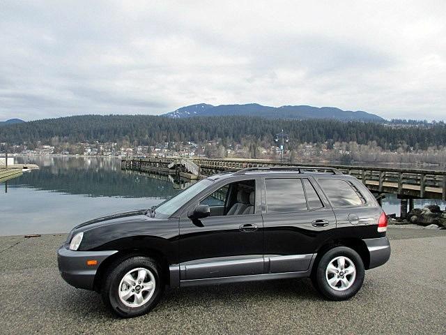 Hyundai Santa Fe 2006 price $2,500