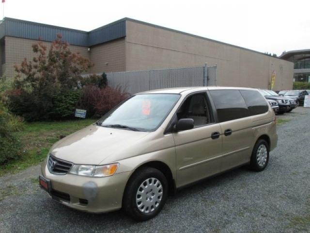 2002 Honda Odyssey Cargo Camper 2001 2000 1999 2003 Inventory
