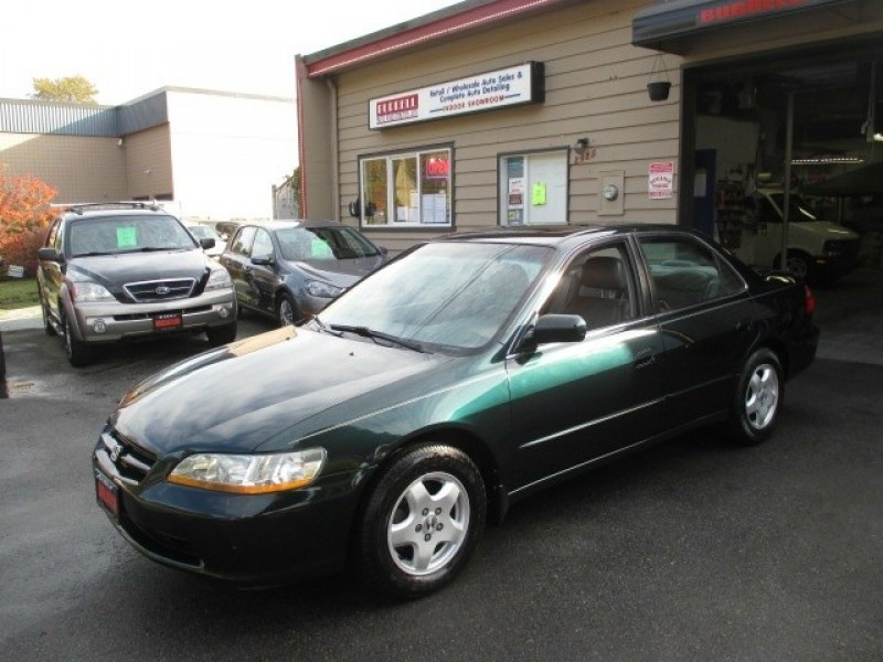 Honda Accord Sdn 1998 price $1,200