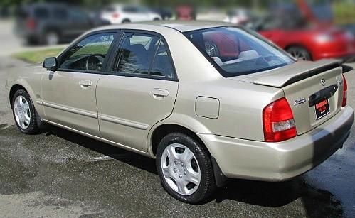 Mazda Protege 2002 price $1,900
