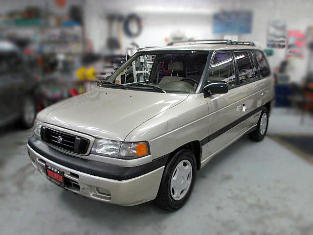 1997 Mazda MPV Wagons