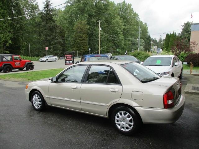Mazda Protege 2000 price $1,200