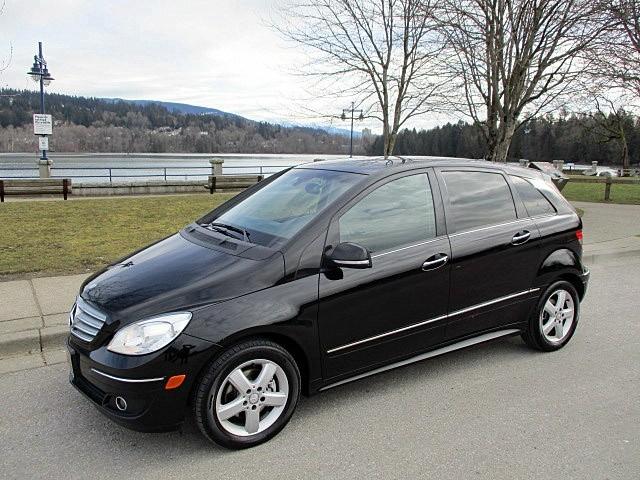 Mercedes-Benz B-Class 2008 price $4,900