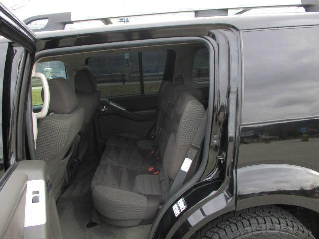 Nissan Pathfinder 2008 price $7,900