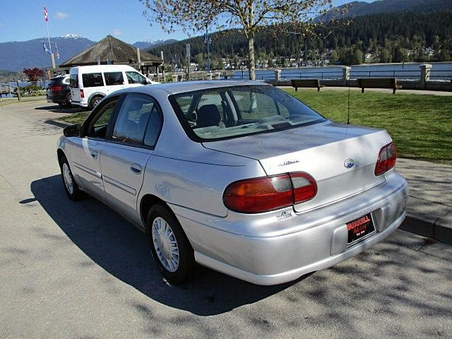 Chevrolet Malibu 2003 price $2,300