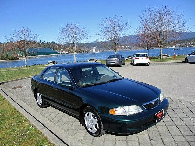 Mazda 626 1999 price $2,500