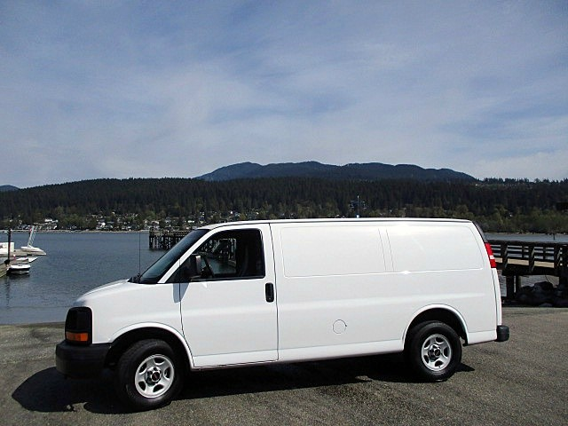 GMC Savana Cargo Van 2007 price $4,900