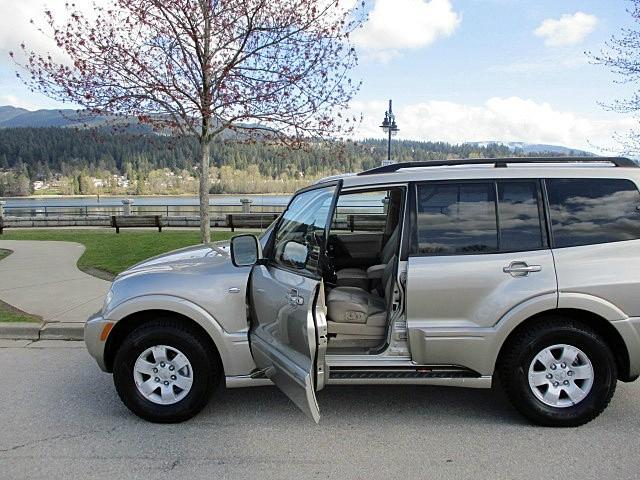 Mitsubishi Montero 2003 price $6,500