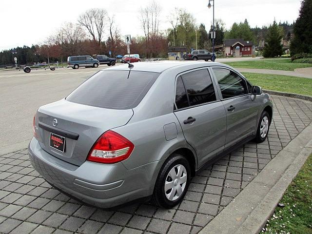 Nissan Versa 2010 price $4,900