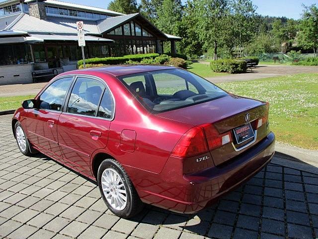 Acura EL 2002 price $2,500