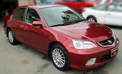 Acura EL 2005 price $3,900